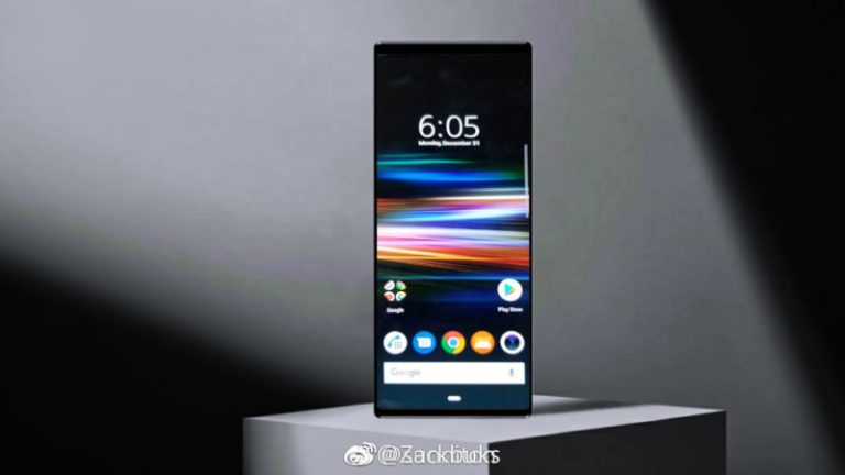 Image result for Xperia XZ4