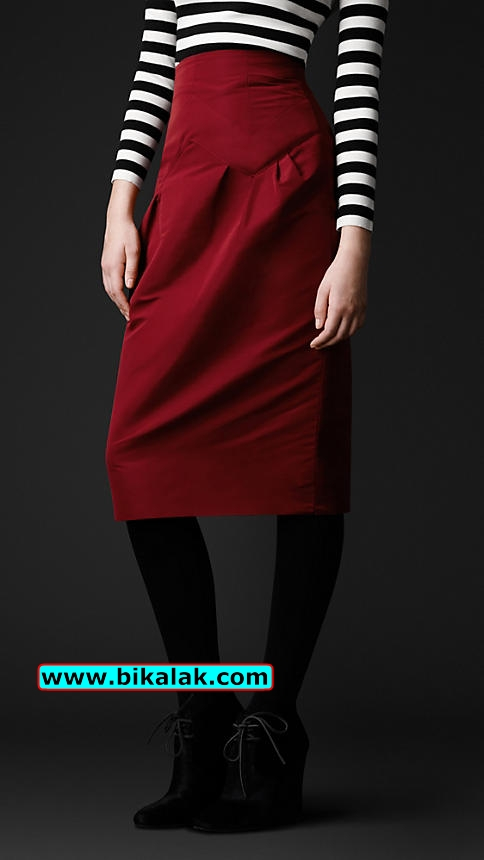 stylish-coat-skirt-model-1