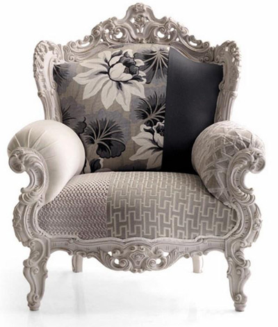Grey-Antique-and-Classical-Vintage-Chair-by-Moda-Collection