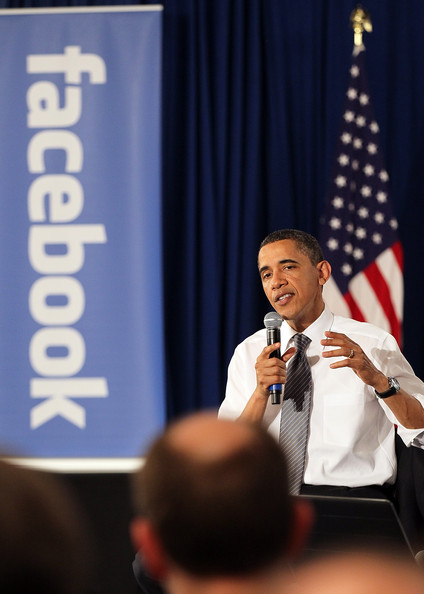 Obama-Holds-Facebook-Town-Hall-9