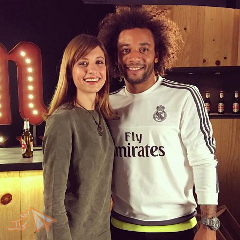 marcelo_alongside_famous_female_presenter