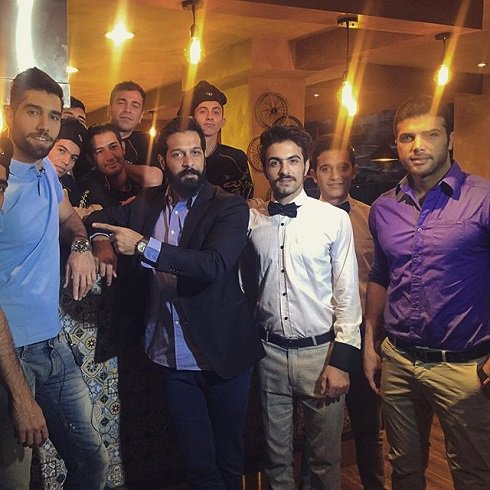 kamran_tafti_in_iran_volleyball_star_restaurants