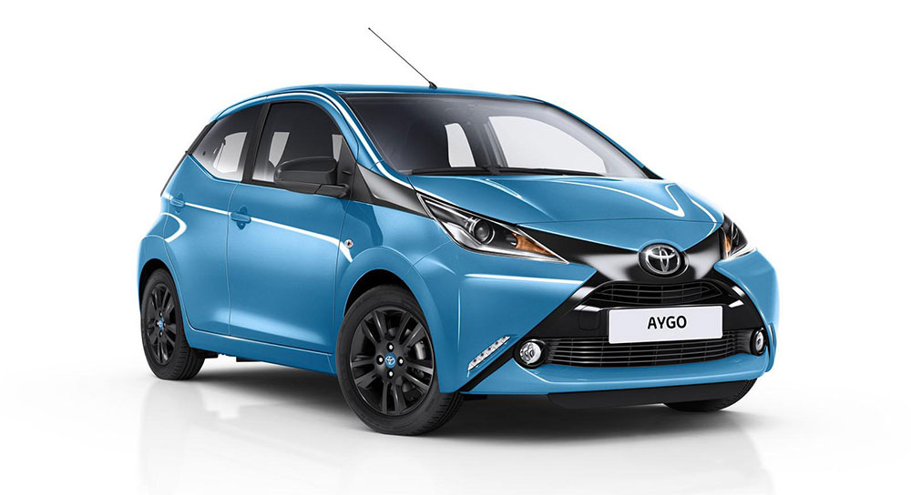 Image result for تویوتا Aygo
