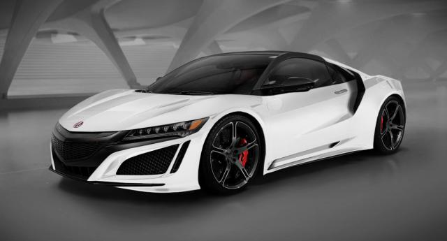 Image result for آکورا NSX تایپ R