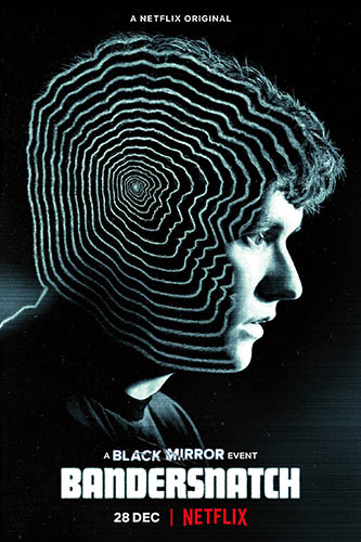 Image result for ‫دانلود فیلم رایگان Black Mirror: Bandersnatch 2018‬‎
